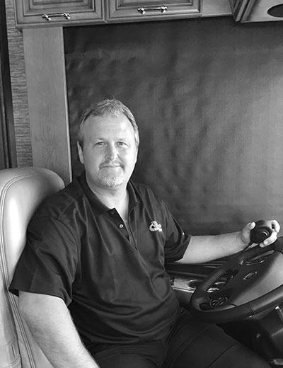 "Thomas ""Bradley"" Mitchell – Coach Driver"