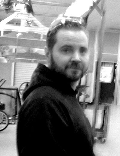 Matt Rumfelt - Fab Shop Foreman