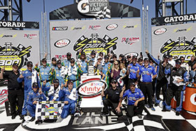 Sparks Energy 300, Talladega Superspeedway 2017 Win